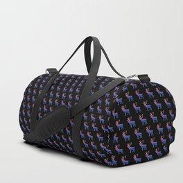 Bi Pride Caribou Duffle Bag