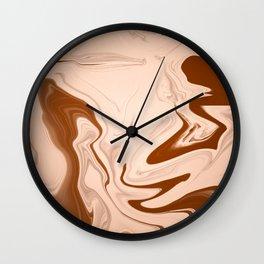 ABSTRACT LIQUIDS 59 Wall Clock