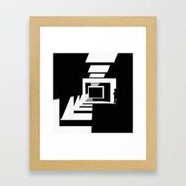 KAGE Framed Art Print