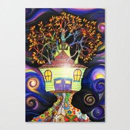 Cultural Education Canvas Print
