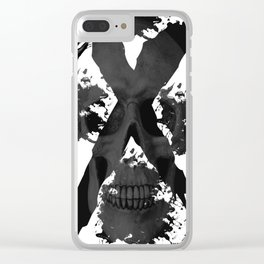 UNDER X Clear iPhone Case