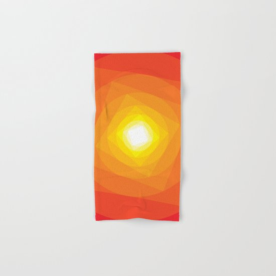 Gradient Sun Hand & Bath Towel