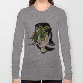 Grow Up (Color) Long Sleeve T-shirt