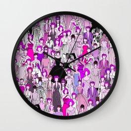 Tokyo Punks - Pride Club 1 Wall Clock
