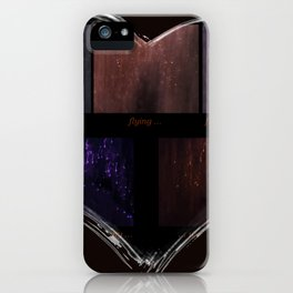 Getting There (Focusing On the Emotion) iPhone Case
