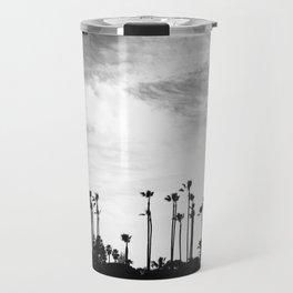 Palm Trees Standing Tall Travel Mug
