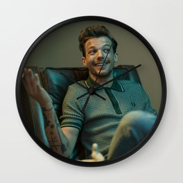 Louis Tomlinson Wall Clock