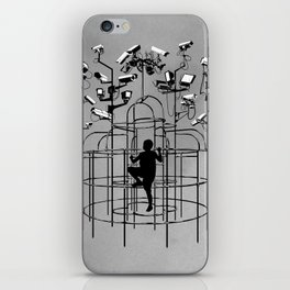Supervision iPhone Skin