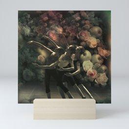 The Dancers Mini Art Print