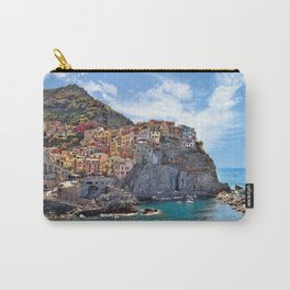Colorful Italy Carry-All Pouch