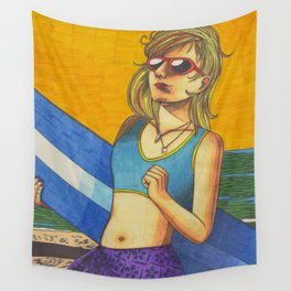 Cali Wall Tapestry