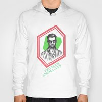kevin russ Hoodies featuring Kevin Baird by AnimatedWhale