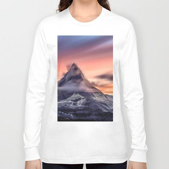 The Peak Long Sleeve T-shirt