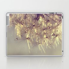 dandelion gold XX Laptop & iPad Skin