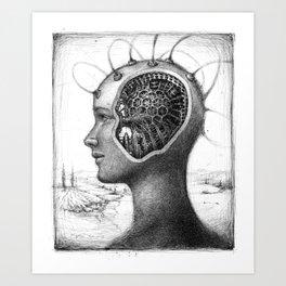 Android-Mind 2014-01-20 Art Print