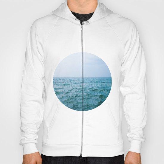 Nautical Porthole Study No.3 Hoody