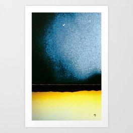 New Moon - Phase I Art Print