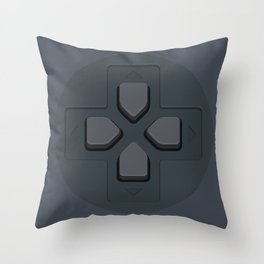 PlayStation - D-Pad Throw Pillow