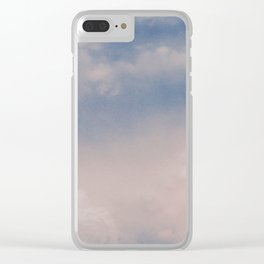 One single spark Clear iPhone Case