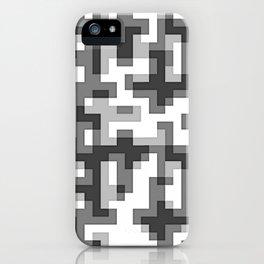 pixel 003 01 iPhone Case