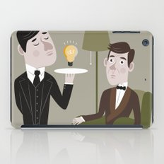 Jeeves & Wooster iPad Case