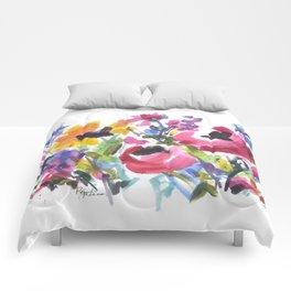 Wildflower Wild Comforters