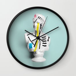 The Geometry of the Viewer Wall Clock