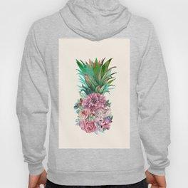 Floral Pineapple Hoody