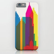 Shapes of Atlanta. Accurate to scale iPhone 6s Slim Case