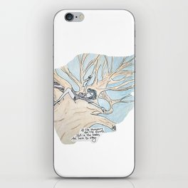 Remnant Fears iPhone Skin