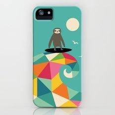 Surfs Up Slim Case iPhone SE