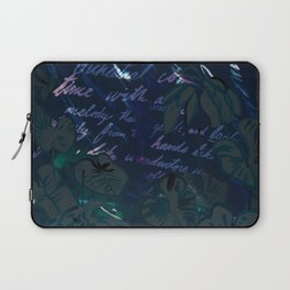 """""""Conquest of the Useless"""" by Werner Herzog Print (v. 11) Laptop Sleeve"""