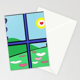 SOUL WINDOW 2 Stationery Cards
