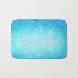 Blue Healing Waters Bath Mat