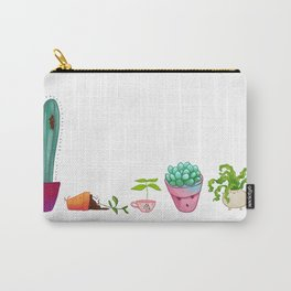 Potted Plant Critters 2 Carry-All Pouch