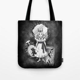 Mirror Ghost Tote Bag