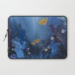 WHEN I THINK OF YOU Laptop Sleeve