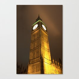 The biggest Ben of them all Canvas Print