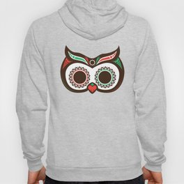 Day 0f the Dead Owl Hoody