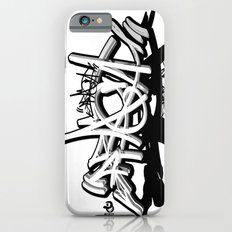 3D graffiti - PRAGA Slim Case iPhone 6s