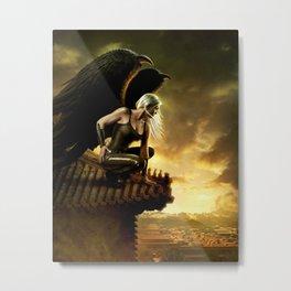 Archangels Kiss Metal Print