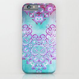 Floral Fairy Tale iPhone Case