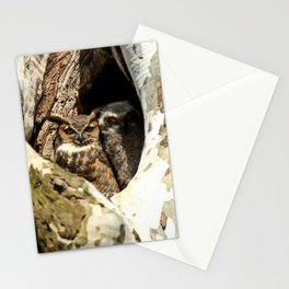 Momma my great protector Stationery Cards