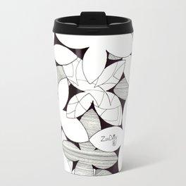 Desi Flowers Travel Mug
