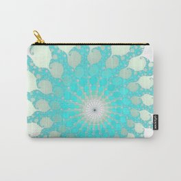Tidal Pools - Fractal Art Carry-All Pouch