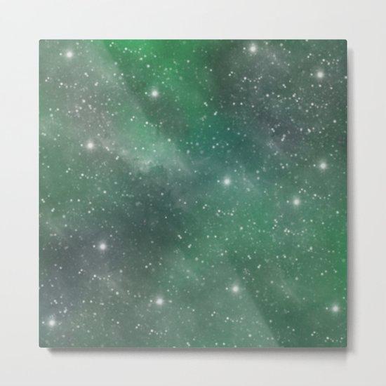 Cosmic Space Metal Print