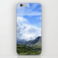 norway iPhone & iPod Skins featuring Rondane - Norway by AstridJN