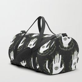 Adam, The Magician - The Raven Cycle Duffle Bag