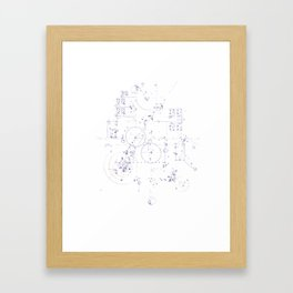 Civilization #221 Framed Art Print