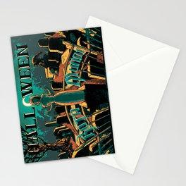 KOTA MUNDI Halloween Poster Stationery Cards